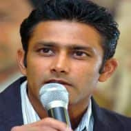 BCCI names Anil Kumble as India's new coach