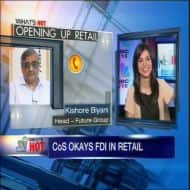 Indian retailers celebrate 51% FDI recommendation by CoS