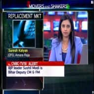 Replacement market margins attractive than OEMs: Amara Raja