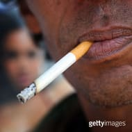 Up in smoke: Cigarettes may have to go for plain packaging
