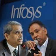 Infosys slips 3% on exchange of 78 lakh shares via block deals