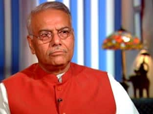 Seen only incremental reforms from Modi govt: Yashwant Sinha