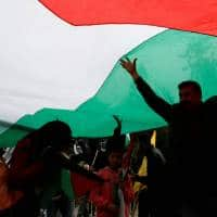 My TV : 55 dead in Gaza protests as Israel fetes US Embassy move
