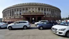 My TV : Opposition continues to disrupt parliament; MPs from AIADMK, TDP, TRS stage protest